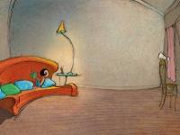 Sarah and the Steep Slope_Matt Ottley