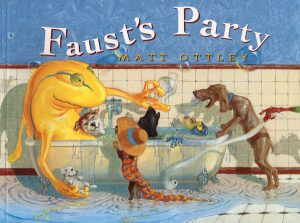 Faust's Party paperback cover