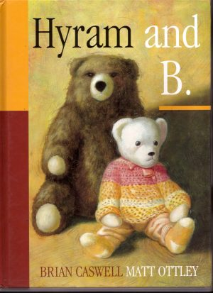 Hyram and B Cover
