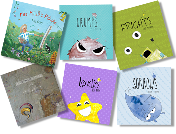 Children's picture books and fine art books by One Tentacle Publishing