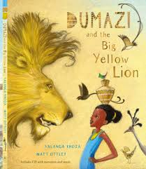 Dumazi and the Big Yellow Lion book cover