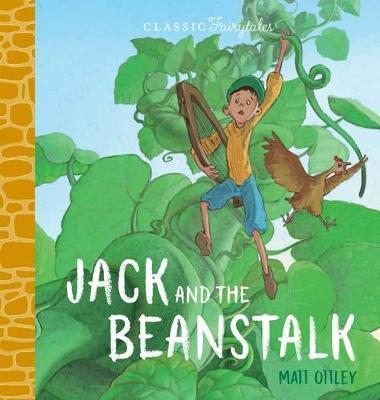 Jack and the Beanstalk by Matt Ottley