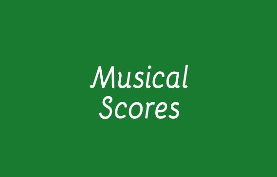 Musical Scores