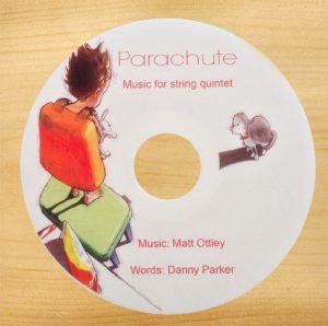 Parachute CD