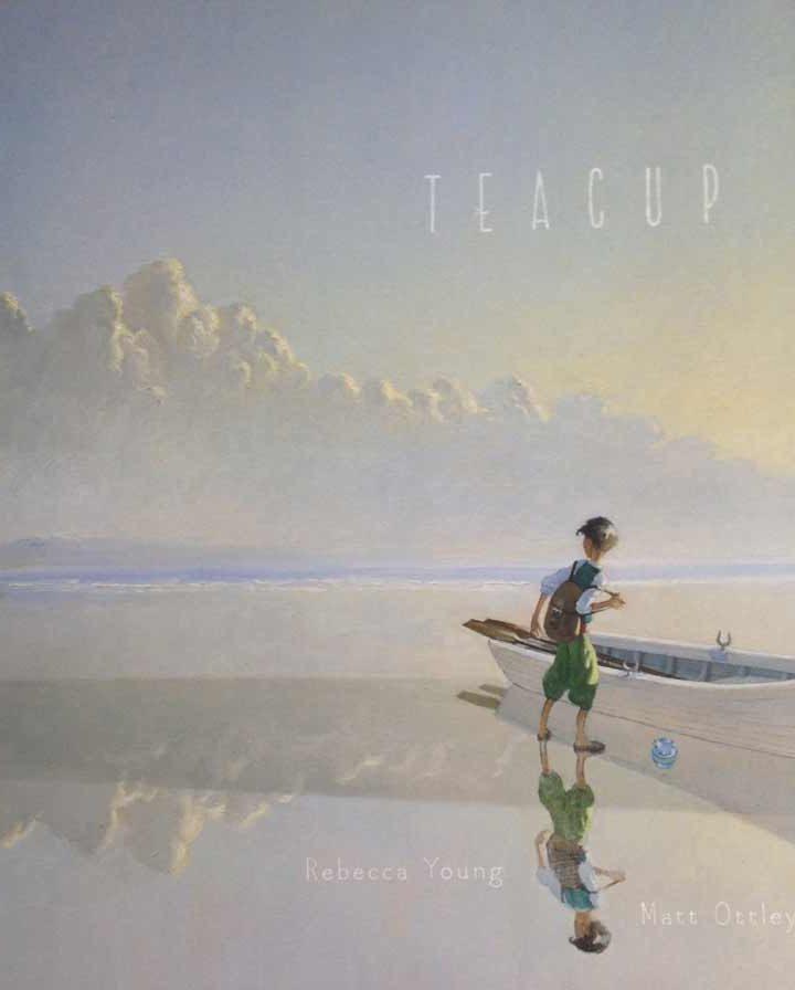 teacup cover by Matt Ottley
