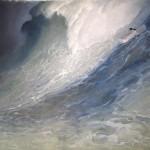 Original painting for Teacup by Matt Ottley