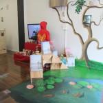 Teacup, a children's book by Rebecca Young and Matt Ottley - Mural by Tina Wilson and Matt Ottley