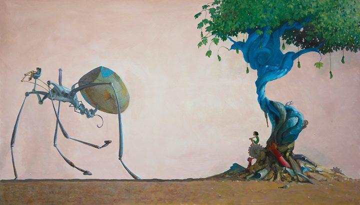 "Freedom Machines"" by Matt Ottley and Kirli Saunders"