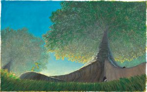 "Limited Edition Print from ""Tree"" by Matt Ottley and Danny Parker"