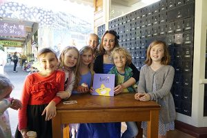 Lovelies: Children's Book Launch by Australian Author Lisa Tiffen