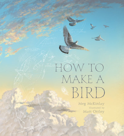 Children's book cover for How to Make a Bird