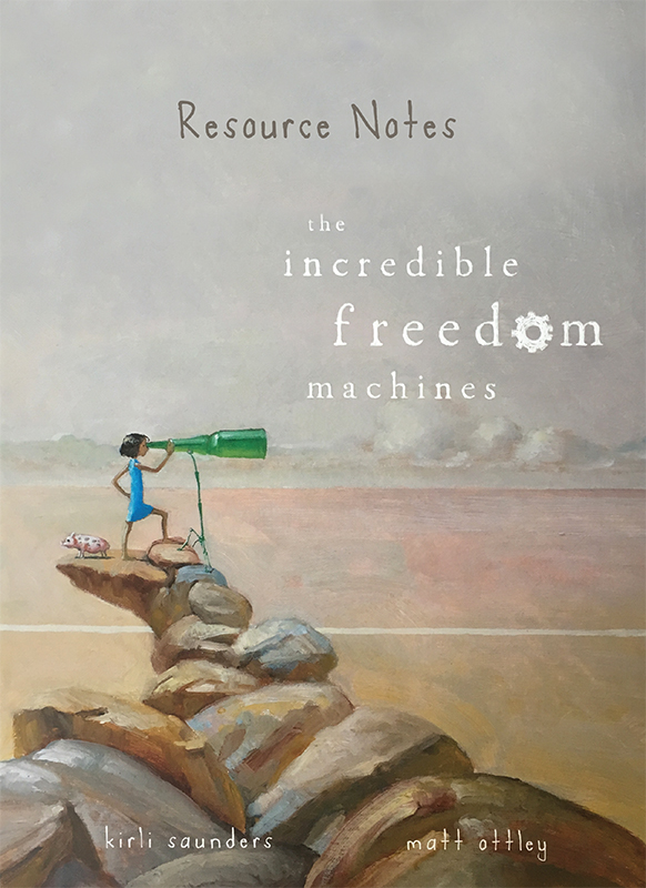 Resource notes for The Incredible Freedom Machines