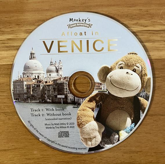 Afloat in Venice CD